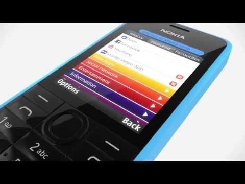 Nokia301 (tuote: 746199, 746197, 746196, 746194)