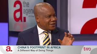 Chinas Footprint in Africa