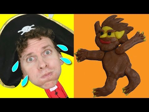Thumbnail: Halloween Walk Song With Matt | Monster, Mummy, Ghost | Action Song Learn English Kids