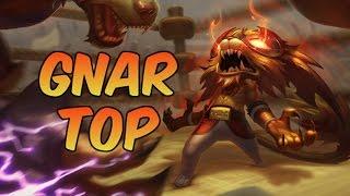 EL LEON GNAR TOP - League of Legends