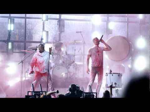 Kendrick Lamar & Imagine Dragons - Radioactive m.A.A.d city (Audio Lyrics)