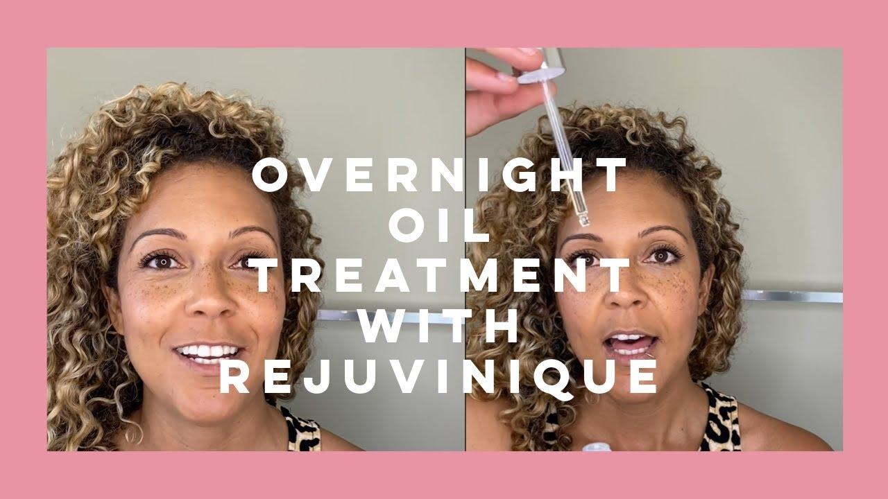 How To Do An Overnight Oil Treatment