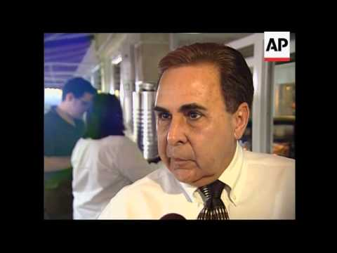 Reactions from Cuban exiles in Miami to Fidel Castro's resignation