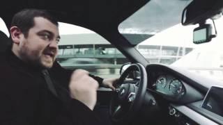 Тест драйв от Давидыча BMW X5 M 50D