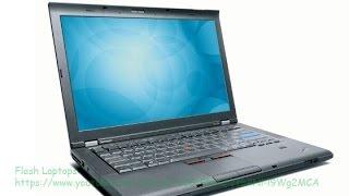 Lenovo IBM Thinkpad Laptop T410 Review Intel Core i5-2520M