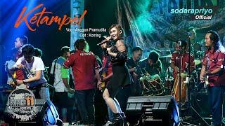 ANGGUN PRAMUDITA KETAMPEL Live One Nada Pemuda Patok 11