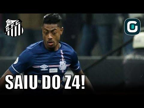 Fluminense 0 X 1 Santos | Sem Rodrygo, BRUNO HENRIQUE Decide - Gazeta Esportiva (14/06/18)