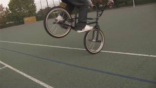 How To Perform Flatland Tricks On A BMX