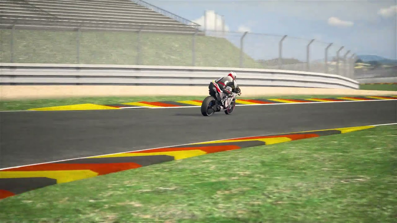 Brembo Brakes Facts MotoGP 2021: i freni MotoGP al Circuito di Sachsenring.