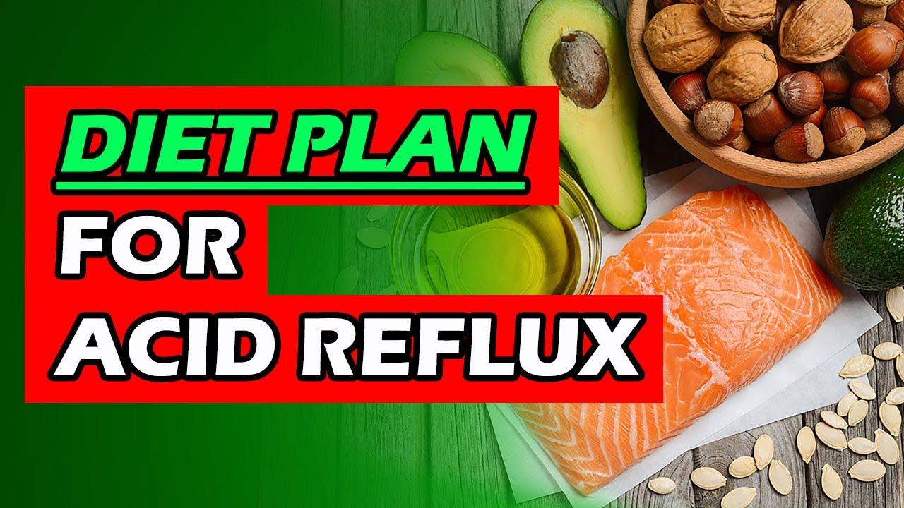 Acid Reflux Diet Plan - Nutrition & Diets : Acid Reflux Diet Plan