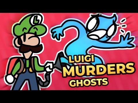 Luigi's Mansion 3 In A Nutshell (Animation)