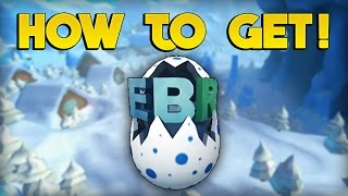 HOW TO GET THE EBR EGG! - ROBLOX Egg Hunt 2017