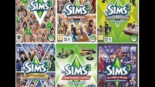 Como instalar las expansiones de Sims 3 y solucionar la verificacion 2013