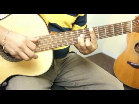 Como tocar Amor Gitano