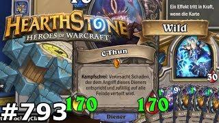 [HS] [Wild] - [#793] - NEXT LEVEL C'Thun   Hearthstone Deutsch