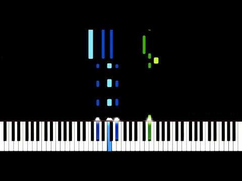 Dan Balan - Allegro Ventigo (feat. Matteo) Piano Tutorial + Sheet Music