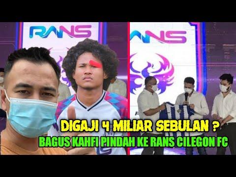 Bagus Kahfi Pindah Ke Rans Cilegon FC Demi Gaji 4 Miliar Sebulan ?? Ini Jawaban Telak Bagus Kahfi !