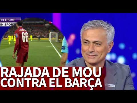 Liverpool 4 – Barcelona 0 | Rajada de Mourinho contra el Barça |Diario AS