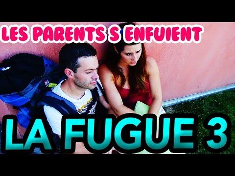 LA FUGUE 3 : LES PARENTS S'ENFUIENT! - ANGIE LA CRAZY SÉRIE -
