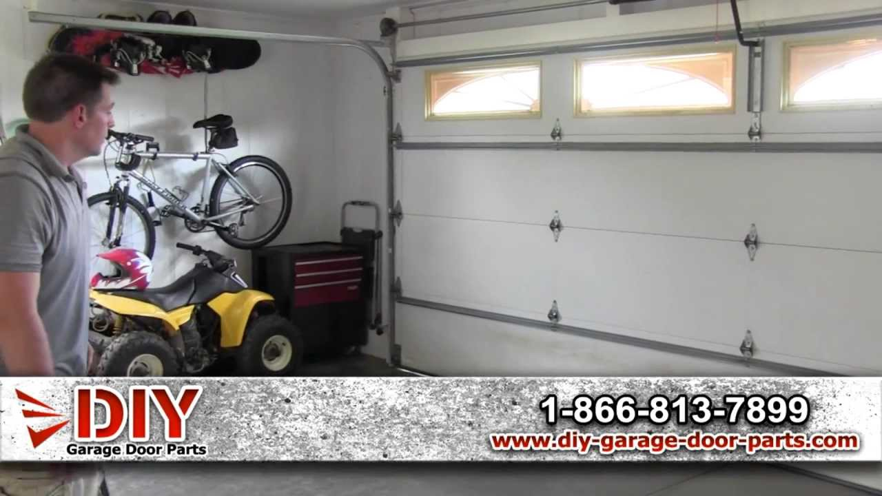Learn How To Level A Garage Door