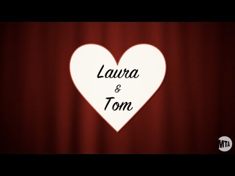 Love in Transit 2012: Laura & Tom