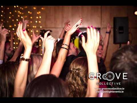 Wedding Band Ireland - Live Wedding Performance - Castlemartyr Resort Cork | Groove Collective