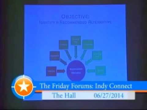Friday Forums - Indy Connect