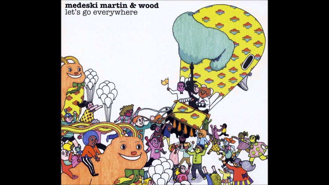 medeski martin & wood - All Around the kitchen - YouTube