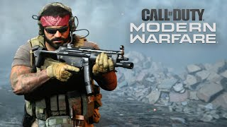 CALL OF DUTY MODERN WARFARE - Gameplay da Beta com Assault Rifle, SubMachine Gun e Shotgun!