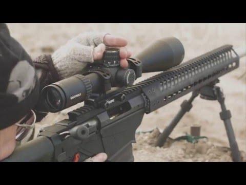 Nightforce SHV F1 4-14x Review
