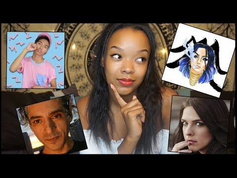 Reacting to Astrology Youtubers!! (Marc Elvin, Alyssa Sharpe, The Sunny Side)