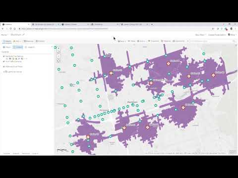 Embedding Your Map in a Website