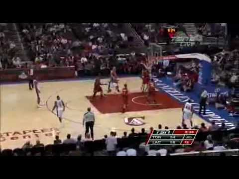 Toronto Raptors vs Los Angeles Clippers November 13,2009