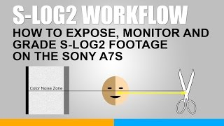 How to Expose, Monİtor and Grade S-Log2 Footage on the Sony A7s