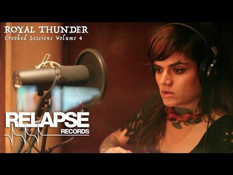 ROYAL THUNDER - Crooked Sessions: Volume 4 - MLNY