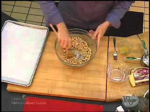 Kroger Creations with Chef Meg Galvin #29 (Nuts about New Year!)