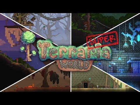 Super terraria world как установить - 2388d
