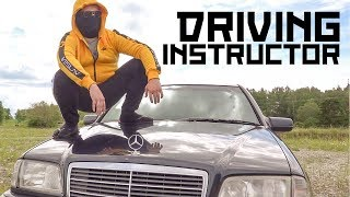 Slav school of driving - driving instructor Boris