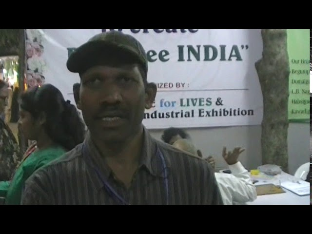 Instant Pain Relief in All India Industrial Exhibition 2017
