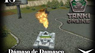 18.El dragón blanco ha llegado (Tanki Online) // Gameplay Español