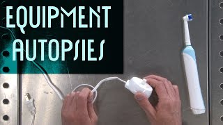 Electric Toothbrush: Equipment Autopsy #100