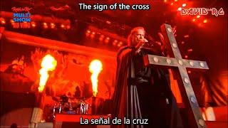 Iron Maiden - Sign Of The Cross Rock in Rio 2019 (Sub Español) [Lyrics] HD
