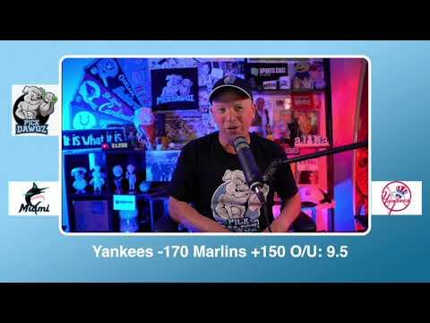 New York Yankees vs Miami Marlins Free Pick 9/27/20 MLB Pick and Prediction MLB Tips