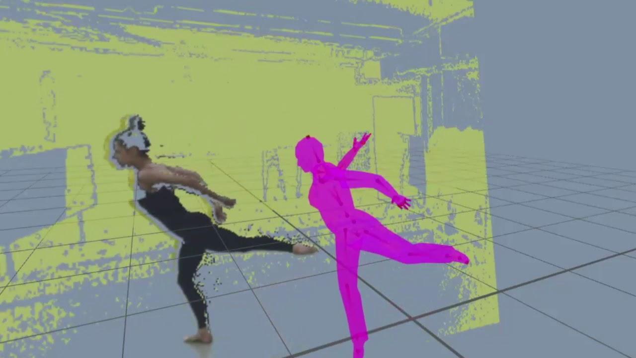 Comparing Motion Capture Techniques for Movement Art