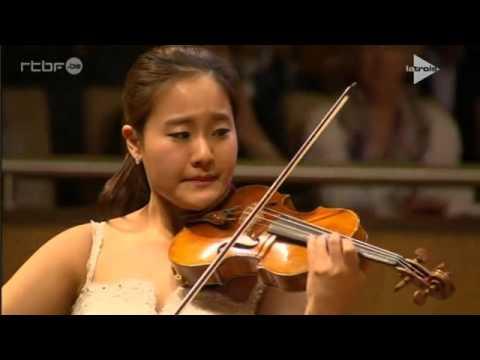 Ji Young Lim | Mozart | Concerto No. 4 | 2015 Queen Elisabeth International Violin Competition