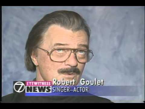 Mike Randall Feature ~ ROBERT GOULET 1997