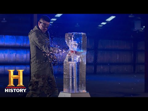 Forged in Fire: Knife or Death - Dustin's Seax | History