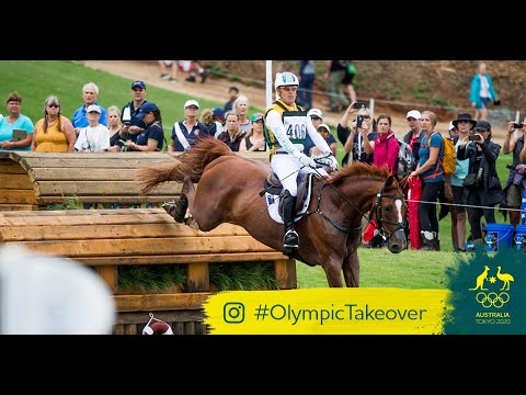 A day in the life of 7-time Equestrian Olympian Andrew Hoy