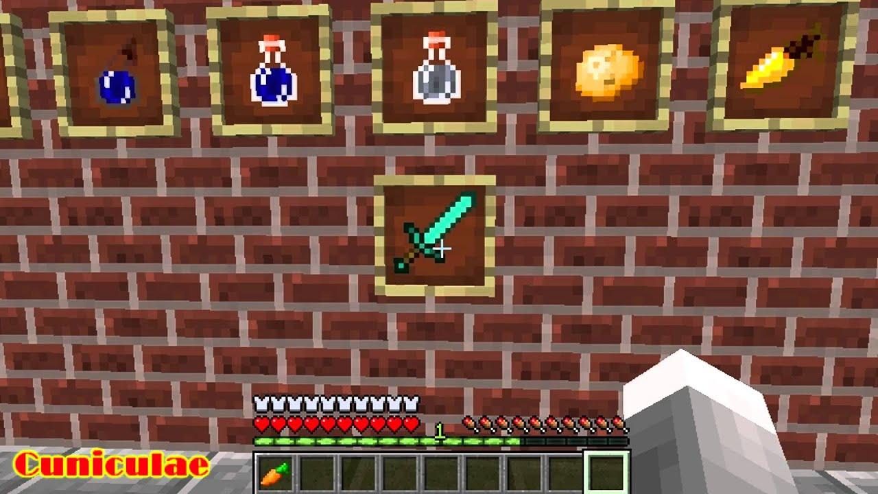 Minivideo | Minecraft | Marco para objetos | 1.4.2 | HD - YouTube