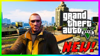 GTA 5 - NIKO BELLIC IS ALIVE!! Niko's Updated LifeInvader Page Suggests He's Alive In GTA 5! (GTA V)